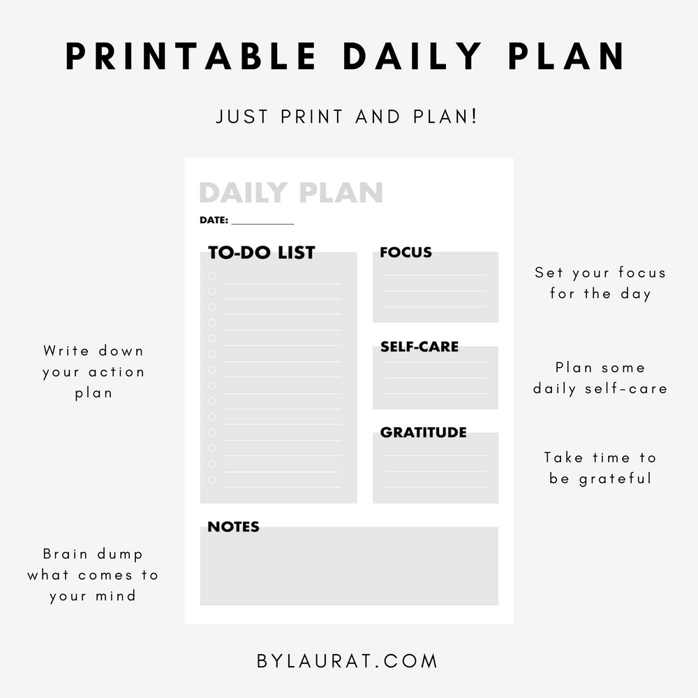 Copy of AD daily plan